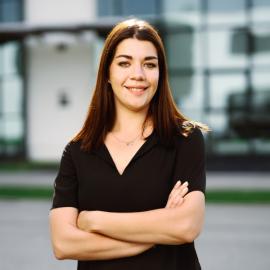 Stefanie Christian | Marketing Managerin