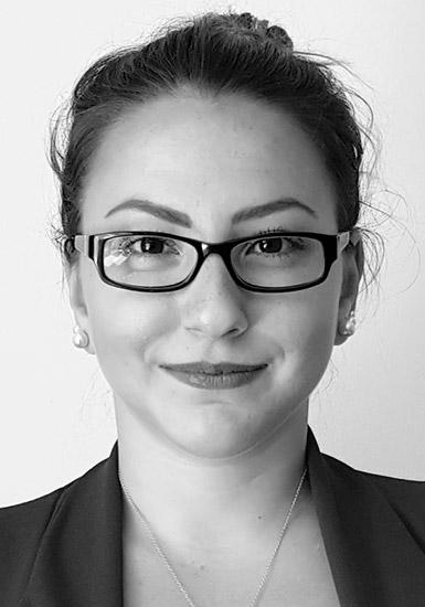 Recruiterin / Vertriebsassistentin | Melissa Bujdak